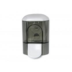 Dávkovač tekutého mýdla, 350ml, transparentní