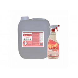 Lanci 750ml, odstraňování vodného kamene a hygienická dezinfekce