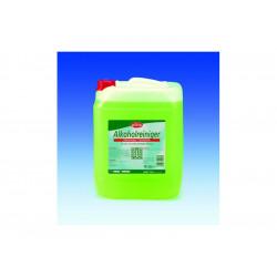 Alkoholreiniger konc. zelený, 10 litrů