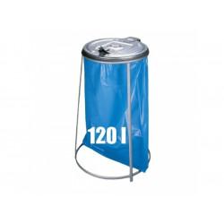 Stojan na igelitové pytle, popelnice, 120litrů