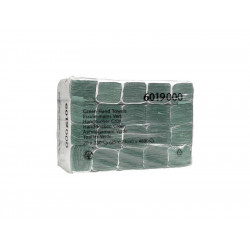 Ručníky Hostess ZZ, zelené, 4600ks/krt