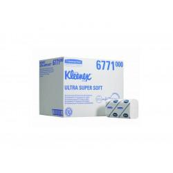 Ručníky Kleenex ZZ, bílé, 2880ks/krt