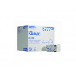 Ručníky Kleenex ZZ, bílé, 3720ks/krt