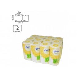 Toal. papír Kleenex Ultra, bílý, 2vrs., 24x225útr.